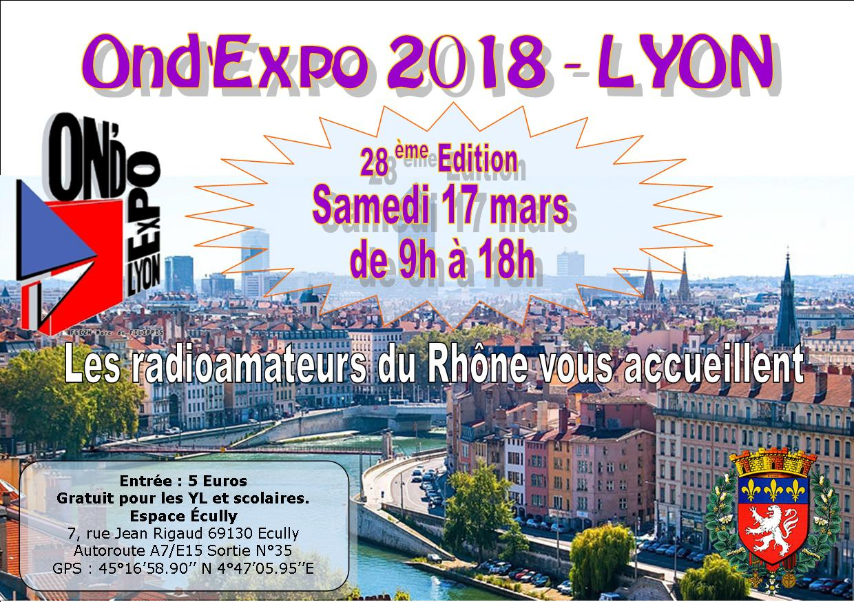 Salon Ond'Expo 2018 Lyon Composition2